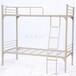 中山高低鐵架子床插銷40方管員工宿舍床