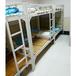 上下鋪高低床宿舍家具康勝鐵架床生產廠家批發學生上下鋪鐵床