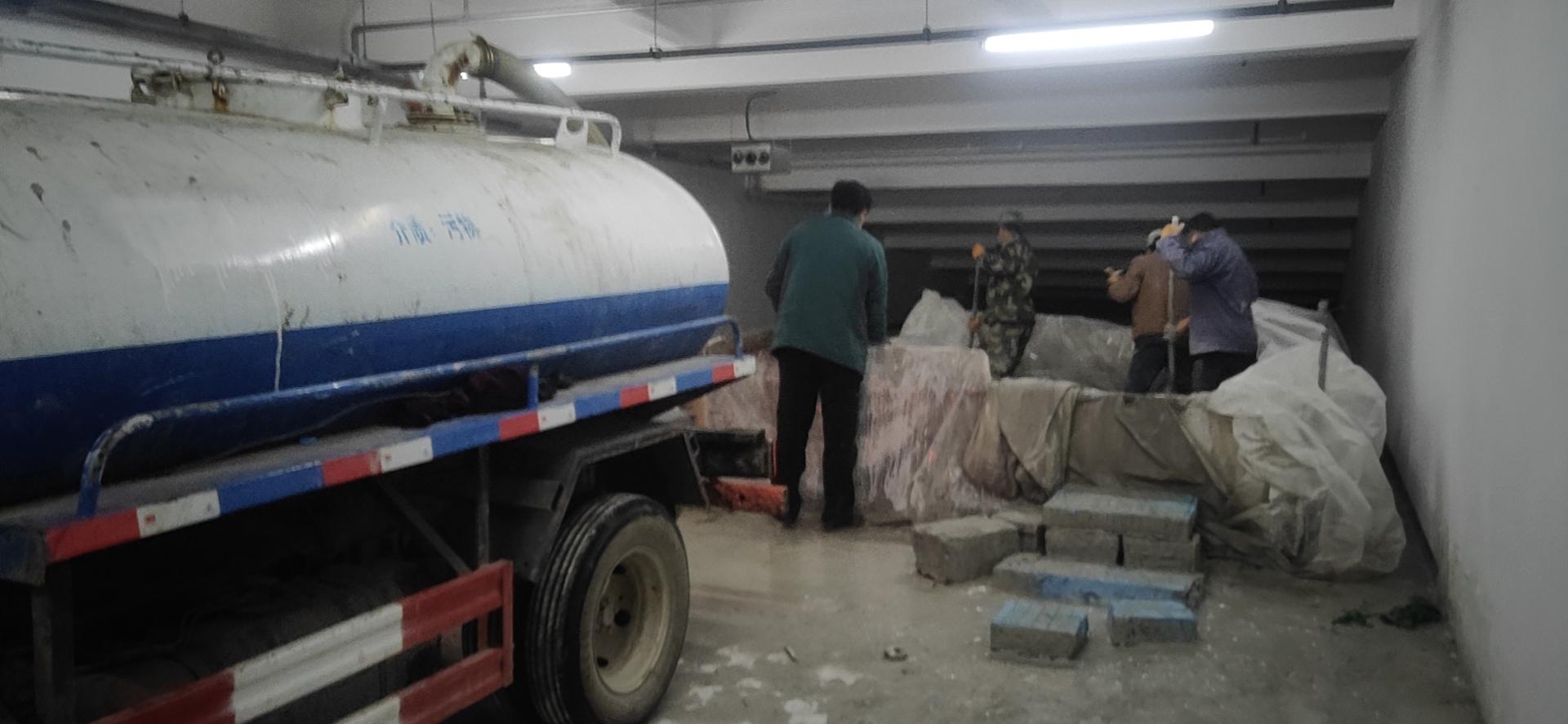 奉化溪口工业园排水管道清洗-管道疏通-老客户优惠