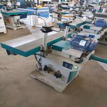 出售二手木工机械设备马氏三头水平钻九成新二手木工钻床图片