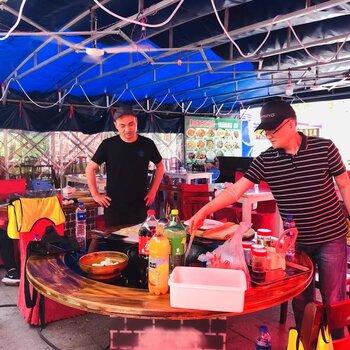 體驗合肥紫蓬山大鍋灶做飯的樂趣,紫蓬山姥家大鍋臺做飯預定