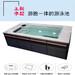 山東游泳池廠家智能跑步游泳池亞克力游泳池