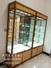 新品玻璃展示架货架钛合金精品货架展柜货架