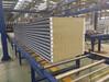 河南出售雙面金屬板聚氨酯巖棉墻面夾芯板