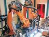 激光焊接機器人全自動激光焊接設備激光自動焊接青島賽邦