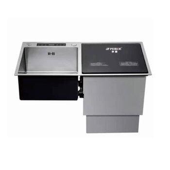 中山菱雪电器半球洗碗机JD-S280度高温喷淋,餐具更干净安全