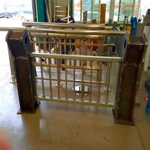 橋梁護欄景觀護欄制作安裝欄桿道路工廠開發區體育場園林廣場圖片