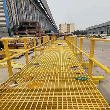 玻璃鋼格柵的應用領域地溝蓋板