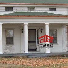 貴州遵義別墅成品檐溝圖片