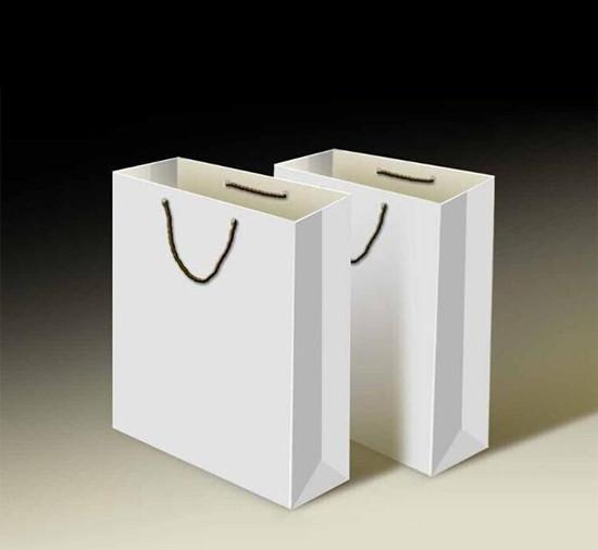 牛皮纸手提袋的结构以及规格