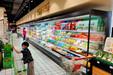 超市酸奶冷藏保鮮展示柜一對一定制