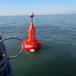 廠家制作航道浮標航道預警浮標天蔚內陸湖泊警示浮標