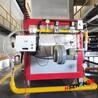 宁夏手套生产线热风循环系统烘干固化燃烧机深圳正英比例式燃烧器