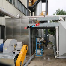 日本正英線性燃燒器熱風爐干燥爐內置式燃氣燃燒機廢氣催化燃燒器圖片