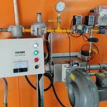 線性燃氣燃燒器加熱烤爐脫脂烘干爐燃燒器隧道爐燃燒機圖片