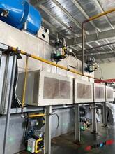 正英天然氣燃燒機紡織水刺烘干系統燃燒器水刺生產線烘干機燃燒器圖片