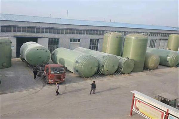 平江區玻璃鋼食品罐耐酸堿