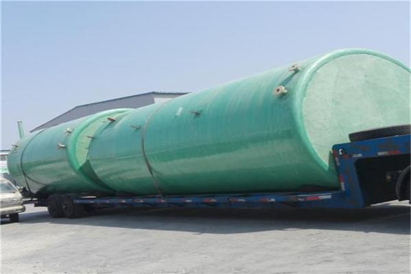仁和區玻璃鋼運輸罐耐老化