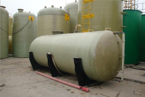 洛川玻璃鋼化工罐耐酸堿
