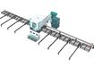 青島凱斯銳H型鋼切割機組數控等離子型鋼坡口設備