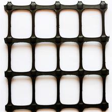 廠家供應塑料土工格柵養殖圈地塑料網圈玉米網雙向拉伸土工格柵圖片