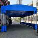 推拉雨棚大型折疊帳篷固定帆布雨棚簡易轎車車棚