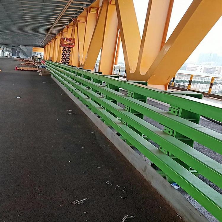 桥梁立柱 80×2.5不锈钢复合管不锈钢复合管护栏 实地货源