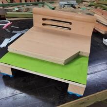 運動木地板室內籃球館羽毛球館學校舞臺瑜伽館健身房實木地板廠家圖片