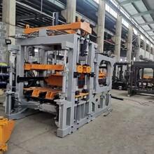 天津浩海機械工業品機械磚機設備馬路花磚機面包磚機圖片