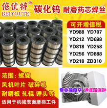 不锈钢气保焊丝E308LE309不锈钢药芯焊丝图片