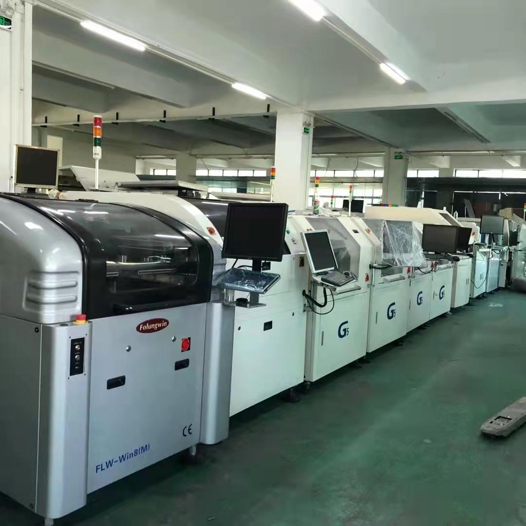 锡膏印刷机全自动半自动新机二手机都有成色新价格优
