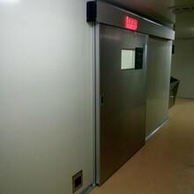 防護鋼制鉛門氣密門廠家核醫學門醫用鉛門drx光室用門圖片