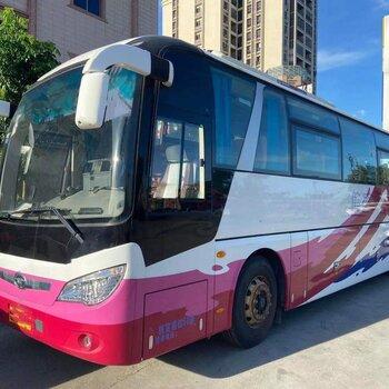 2019年3月12米50座国五气囊中门安全门大宇6125型客车