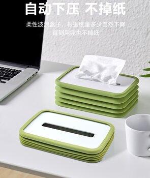 TPE折叠纸巾盒注塑凤凰联盟登录型机