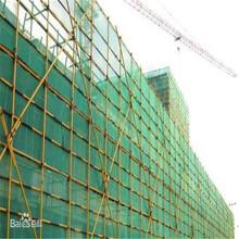 武漢東西湖批發建筑外墻防護密紋綠色安全網/安防用品網8乘6米圖片