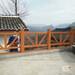 江西贛州混凝土仿竹護欄河道仿木護欄公園綠化設計