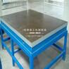 生產加工鑄鐵鉗工裝配平臺價格合理異形研磨平板