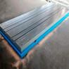 佳鑫廠家鑄鐵平臺鑄鐵平板劃線平臺開槽平板焊接平板