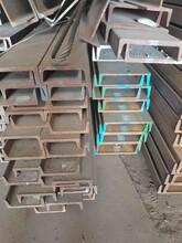 英標槽鋼規格表/CH英標槽鋼常用尺寸表圖片