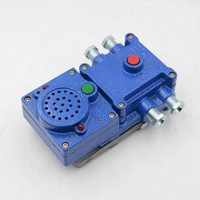 KXH127礦用信號器本質安全型聲光語音信號器價格圖片