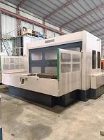 出售二手东芝1250双工位卧式加工中心型号BMC100E