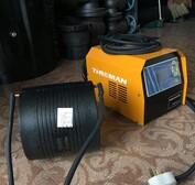 云南玉溪HDPE钢丝网复合管电热熔焊机、思茅PE电熔焊接机