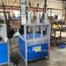 批發鋁合金門窗加工方管切角機不銹鋼管裁45度角設備切角機
