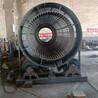 定制生活垃圾分選設備無軸垃圾滾筒篩大型時產200噸無軸滾筒篩
