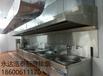 商用廚房排煙風機餐飲廚房排煙通風管道食堂通風排煙工程