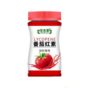 番茄红素凝胶糖果OEM贴牌代加工山东丽之康