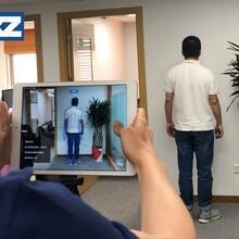 體態評估系統身體姿勢評估圖片
