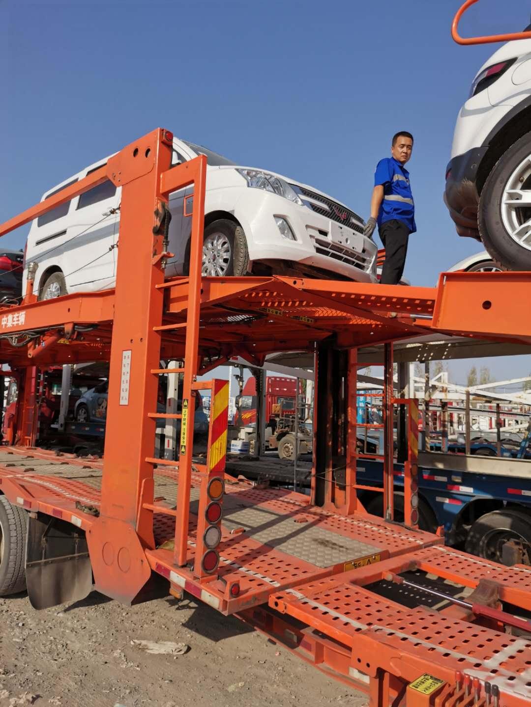 新疆民豐中轉#托運越野車托運私家車-競價平臺