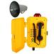 室外防水電話機POE供電來電聲光提醒廣播電話機