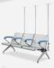 內蒙錫林郭勒三人位排椅醫院候診椅輸液椅公共座椅機場椅等候椅